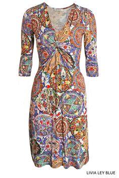 Livia Ley Blue von KD Klaus Dilkrath #kdklausdilkrath #kd12 #kd #liviadress #dress #ley #blue #mosaik #summer #happy #outfit #woman #kleid #ley #livia #kdklausdilkrath #kd #dilkrath #kd12 #outfit