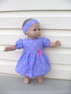 Doll Clothes for Bitty Baby or Bitty Twin by roseysdolltreasures,