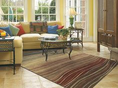AreaRug Terra - 3V322 - Multi - Flooring by Shaw REALLY? THIS IS THE SAME RUG? IT ONLY COMES IN ONE COLORWAY.