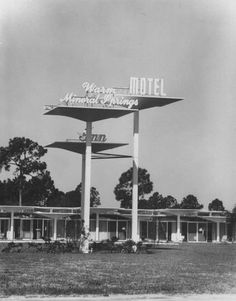 (Photo by Joseph Scherschel//Time Life Pictures/Getty Images) Florida Springs, Architect Magazine, Vintage Hotels, Florida Hotels, Fountain Of Youth, Hotel Motel, Life Pictures, Wind Turbine, Past