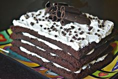 Hugs & CookiesXOXO: CHOCOLATE LASAGNA....THIS IS OUT OF CONTROL, CRAZY DELICIOUS!!!