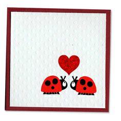 Ladybug stationary