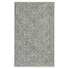 Capel Rugs Allure Hand Tufted Indoor Area Rug - 9176RS08001000700