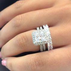 Большие Обручальные Кольца, Многослойные Обручальные Кольца, Кольца Для  Годовщины Свадьбы, Обручальные Кольца, 96e890ed34c