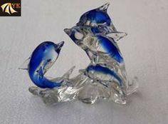 Blowing Murano Glass Animal Fish
