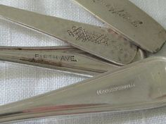 Vintage Flatware Sweetheart   Swell Retro by VintageVagabondToo, $19.00