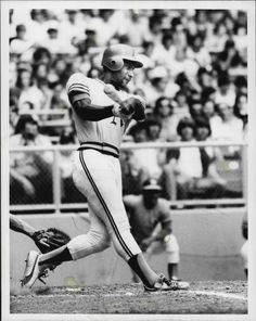 Claudell Washington - 1975 Oakland A's