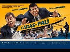 Filme de Comédia - Filme Os Caras de Pau em O Misterioso Roubo do Anel N...