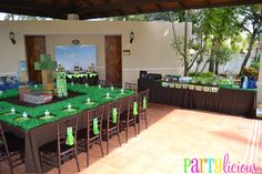 Partylicious E's Birthday / Minecraft Birthday Party - Photo Gallery at Catch My Party Minecraft Birthday Decorations, Diy Minecraft Birthday Party, Birthday Parties, Birthday Ideas, Minecraft Crafts, Minecraft Ideas, Themed Parties, Minecraft Skins, 8th Birthday