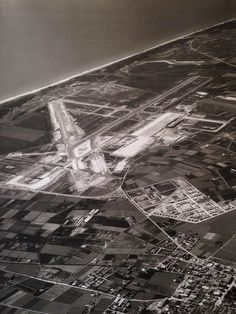 Barcelona Airport at 50's