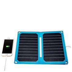 Renogy E.FLEX10 Portable Solar Panel with Drifter Battery Pack Kit
