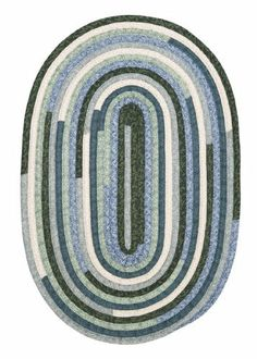 Colonial Mills Quilter's Choice QC20 Seafoam 2' x 10' Oval by Colonial Mills. $119.00. A braid called fabricord shows a unique texture in this oval cotton blend rug. The hearty colors create a depth and sense of comfort that would warm any living area or bedroom.