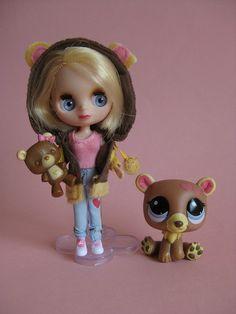 Blythes Littles Pet Shop | Flickr - Photo Sharing!