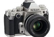 nikon's full-frame Df pays homage to retro 35mm film cameras
