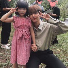 "ً on Twitter: ""baekhyun with kids 😭💗😭… "" Baekhyun, Exo, Couples, Couple Photos, Twitter, Kids, Style, Fashion, Couple Shots"