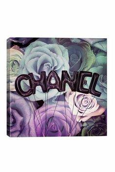 Chanel Wall Art