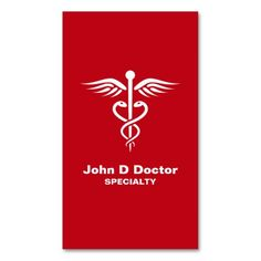 39 best dr business cards images on pinterest business card red medical doctor or healthcare business cards colourmoves