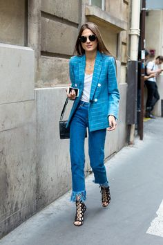 Couture Culture: The Best Street Style from Paris - July 2016 #pfw