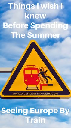 Things I wish I knew before spending the summer seeing Europe by train. This is one of the only Eurail guides on the Web that has been written by travelers who have use the Eurail pass for more then just a one week trip. Our goal is to give you hints, tricks and tips to make using your Eurail pass simple and easy. Click to read the full Eurail pass guide.