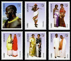 Uganda - Traditional Costumes 2007