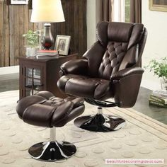 Uttermost Swivel Recliners Chairs - http://www.beautifuldecoratingideas.com/interior-home-decoration/uttermost-swivel-recliners-chairs.html