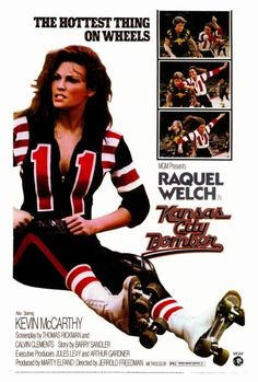 Raquel Welch Kansas City Bomber movie
