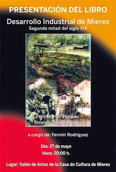 """Patrimonio Industrial Arquitectónico: Presentación del libro """"Desarrollo industrial de M..."""