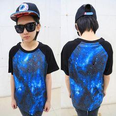 Galaxy Shirt Women/Galaxy T Shirt/Galaxy by AliceLovesDesign, $17.99