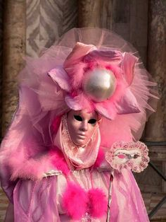 Venice Carnival Photo 2003.  Posted for educational purposes only. No copyright infringement intended.
