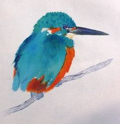 kingfisher rikiwidesigns