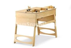 внешний вид стола для фрезера и лобзика