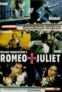 Romeo and Juliet  Right when this came out in theatres I was reading it in High School... made it cool times 10!!