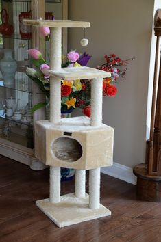 New Cat Jungle Gym Cheap