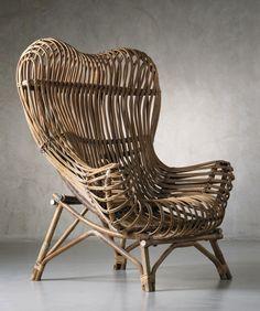 "thepeacockchair: "" Franco Albini, Gala Chair """