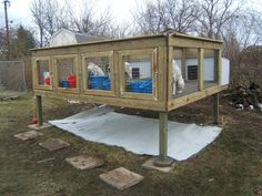 above ground dog kennels - Google Search