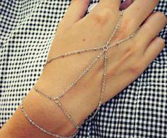 Hand Jewelry | via Tumblr