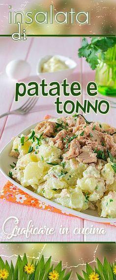Salty Foods, Cooking Recipes, Healthy Recipes, Potato Dishes, Light Recipes, Antipasto, Diy Food, Summer Recipes, Creative Food
