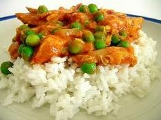"""Last week as we were putting together the grocery list, Justin specifically requested """"that Indian chicken you made one time."""" WHAT?! The ..."""