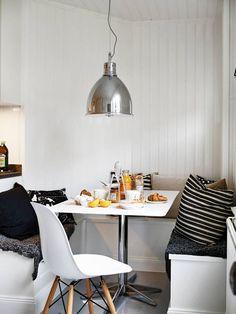 Ideas para crear pequeños y encantadores comedores | Decoración