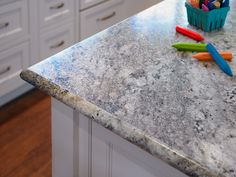 6319 RD Caf Azul 180fxR By Formica Group Features Veins Of Cool Gray And
