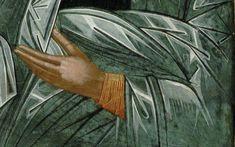 "Иконописная мастерская ""Добро"".Пермская икона. Plant Leaves, Plants, Painting, Art, Art Background, Painting Art, Kunst, Paintings, Plant"