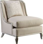 Empress Chair by Babara Barry for Baker