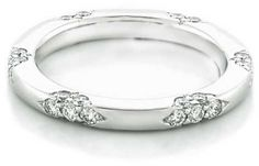 Michael B. Petite Lace Band at Calvin's Jewelry