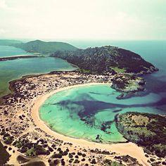 Rondinara, Porto-Vecchio, Corsica, France // 20 Beaches to Visit Beaches In The World, Places Around The World, Around The Worlds, Most Beautiful Beaches, Beautiful Places, Places To Travel, Places To See, Travel Destinations, Places In Greece