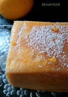 Bizcocho de limón en microondas | Cocina Cornbread, Baked Goods, Sweet Recipes, Dairy, Cheese, Baking, Cake, Ethnic Recipes, Desserts