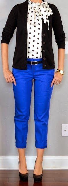 Winter Work Inspiration: Pants!