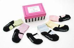 JazzyToes Mommy /& Me Mary Janes Socks set