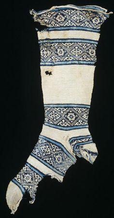 Sock,12th Century, Egypt