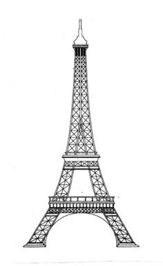 Marcy Tilton - SILK SCREENS FOR SALE-eiffel tower
