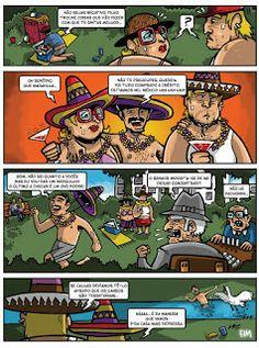 """""""Isto não é o México..."""" (with Pedro Carvalho) page #2"""